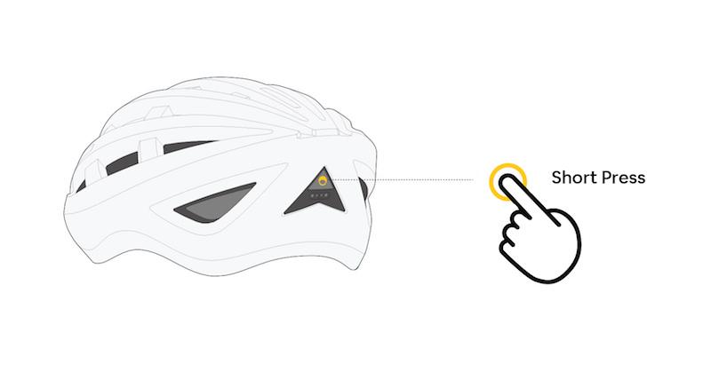 Helmet & Remote – Lumos Helmet
